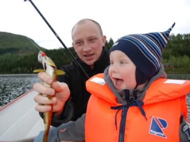 Nært og kjært fiske