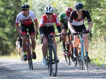 Sterk økning for sykkelritt