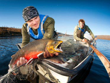 Hva koster det i fiskeparadis?