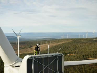 Hessen og Holm om vindkraft