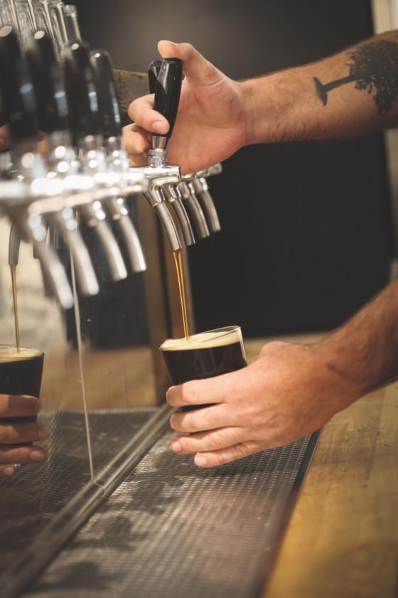 Velg rett øl til vilt og fisk