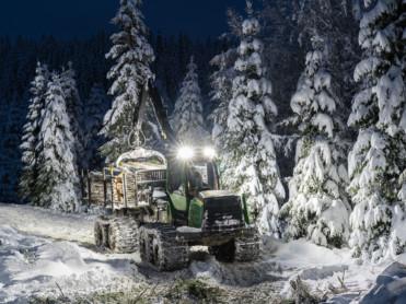 Stokker om på skogsdriften