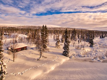 Ny hytteperle fra Statskog
