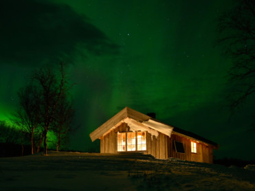 Ledige Statskog-hytter i vinterferien